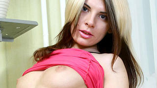 Petite Teen In A Collage Of Stripping Scenes